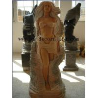 Buddha Product Namefashion lady marble statue