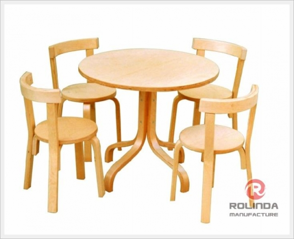 China Children Play Table And Chair Set