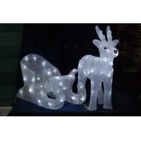 Wholesale Deer+Sleigh LED Light (IL5080) from china suppliers