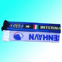 Wholesale KNITTED SCARVES footballscarf from china suppliers