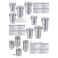 Auto Mug Series Stainless Steel Canister