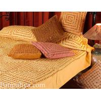 Wholesale Mirror Work Bedspreads from china suppliers