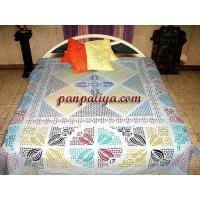 Wholesale WHOLESALE APPLIQU WORK BEDSPREADS from china suppliers