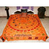 Wholesale WHOLESALE APPLIQUE WORK BEDSPREADS from china suppliers