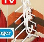 Wholesale Item  Wonder Hanger - Instantly triple your closet space from china suppliers