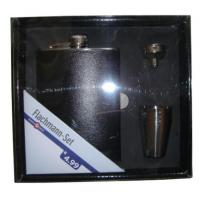 Wholesale Hip Flask set from china suppliers