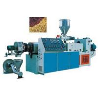 Wholesale PVC HOT-CUTTING PRILLING PRODUCTION LINE from china suppliers
