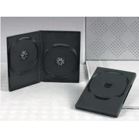 Wholesale JEWEL CD CASE 14MM DVD CASE DOUBLE BLACK from china suppliers