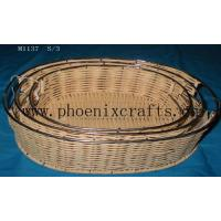 Wholesale Rattan Wares rattan basket from china suppliers