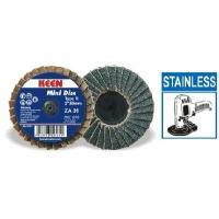 China Type 27 Mini Flap Discs - Zirconia Aluminum on sale
