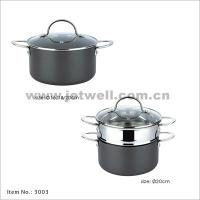 Wholesale Hard Anodized Aluminum Cookware Model3003 from china suppliers