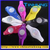 China New Power Balance Silicone Wristband bracelet(TH-X14) on sale