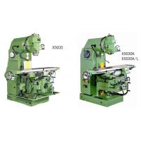 Wholesale Vertical Knee-and-column milling machine from china suppliers