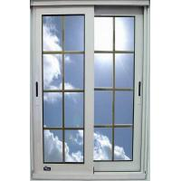 Wholesale PVC sliding window with colonial strips from china suppliers