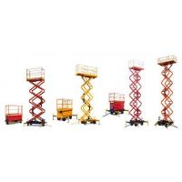 Wholesale Scissors aerial work platform from china suppliers