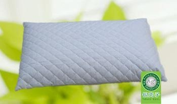 Quality Silver-ion (Ag+)Bamboo-charcoal pillow for sale