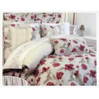 Poppy Floral Quilted Bedding SA0044
