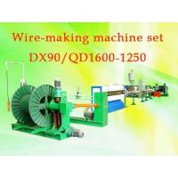 Wholesale Wire-making machine set DX90/QD1600-1250 from china suppliers