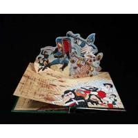 China Children Pop-up Book Printing in China on sale