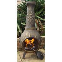Wholesale The Soleil Chiminea Bronze from china suppliers