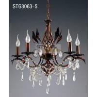 Wholesale Elegant Crystal Chandelier 3063-5 from china suppliers