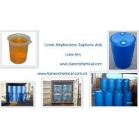 Wholesale Linear Alkyl Benzene Sulphonic Acid - LABSA 96% from china suppliers
