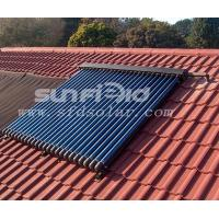 Wholesale Evacuated tube solar collector from china suppliers