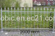 Wholesale Fence,Ornamental Fence,Guardrail,Garden Fence,Iron Fence,Wrought Iron Fence,Cast Iron Fence,Guard Fence 010 from china suppliers