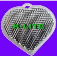 Wholesale pedestrian reflector - heart from china suppliers