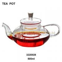 Wholesale Glass Tea Pot3220028 New  Products from china suppliers