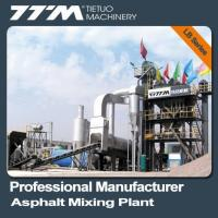 Wholesale 120tph Stationary Asphalt Mixing Plant from china suppliers