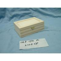 Wholesale WOODEN BOXS Wooden BoxModel:CH.F1732 PCSSpecification:21x15x H7.5 cm Model :CH.F1732 PCS  Specification :21x15x H7.5 cm from china suppliers