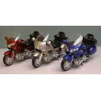Wholesale 1:18 die cast & plastic HONDA GOLD WING from china suppliers