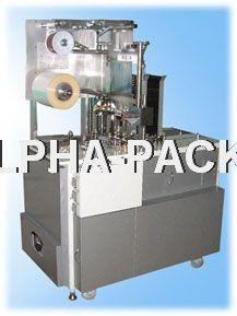 China CELLOPHANE OVERWRAPPING MACHINE