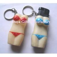 Wholesale Bikini Lighter Holder with Keychain from china suppliers