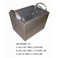 Wholesale Magazine Basket from china suppliers