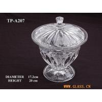 Wholesale Glasswork glass candy jars from china suppliers