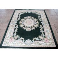 China Style:120Line Hand-Knotted Artificial Silk Rugs Name: Info: on sale
