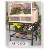 Wholesale Wooden Greenhouse Set from china suppliers
