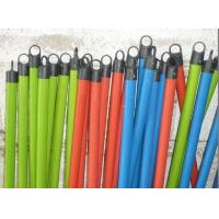 Wholesale PVC Wood Broom Handle from china suppliers