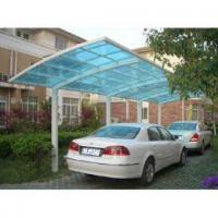 Buy cheap Polycarbonate sheet (Car Shelter) from wholesalers