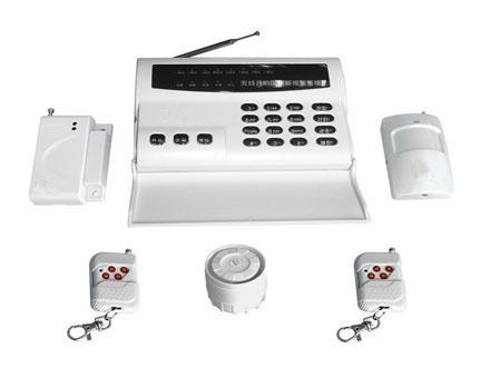 auto dial alarm system manual french