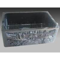 Wholesale absolute black granite carving farm sink 29 Home > Products > farm sink > carving granite farm sink > absolute black granite carving farm sink 29 from china suppliers