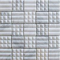 Buy cheap carrara marble mosaic 74 Home > Products > stone mosaics > marble mosaic > carrara marble mosaic 74 from wholesalers