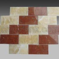 Wholesale honey onyx and red alicante subway tile 12 Home > Products > stone mosaics > stone subway tile > honey onyx and red alicante subway tile 12 from china suppliers
