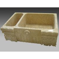 Wholesale marble farm sink from china suppliers