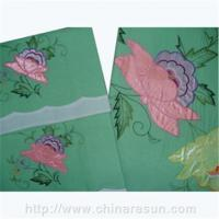 Wholesale BEDDING Embroidered Bedsheet Set with Applique from china suppliers