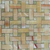 Buy cheap ruby onyx and green onyx marble mosaic 03 Home > Products > stone mosaics > onyx mosaic > ruby onyx and green onyx marble mosaic 03 from wholesalers