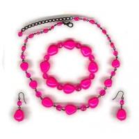 Wholesale Necklaces Funky, Chunky Buzz B Model :N-121-3 from china suppliers