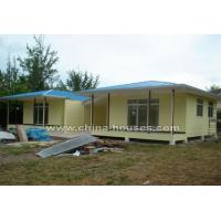 Wholesale prefabricated villas PV-HW-31 from china suppliers